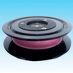 Combined ceramic idler pulley2