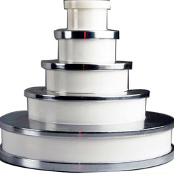 Zirconia Ceramic Coated Tower Pulley